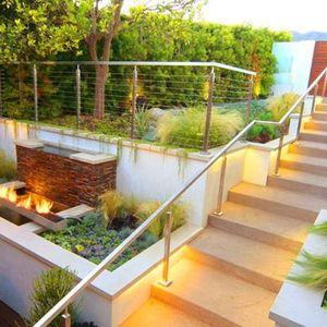 عکس - ایده های جالب جهت طراحی حیاط خلوت
