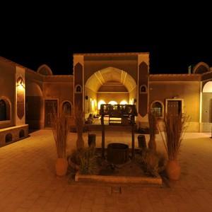 عکس - هتل تی دا در کویر مصر
