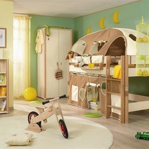 عکس - تختخوابهای سرگرم کننده برای اتاق خواب کودکان