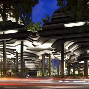 عکس - Parkroyal on Pickering ،هتلی خاص در سنگاپور