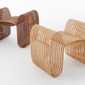 عکس - صندلی خلاقانه همراه با فضای ذخیره سازی