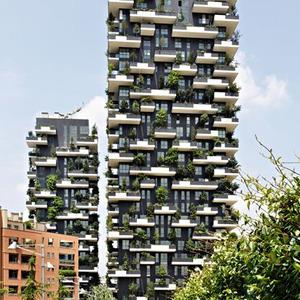 عکس - برج های Bosco Verticale , اثر استودیو طراحی Boeri Studio , ایتالیا