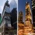 عکس - استخری معلق بر لبه ساختمان هتلی در هنگ کنگ