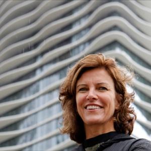 عکس - برترین معماران زن 2016 ، اولین زن طراح آسمانخراش