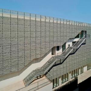 عکس - کتابخانه عمومی و مرکز اجتماعات و فرهنگی ، اثر استودیو طراحی Singular ، اسپانیا