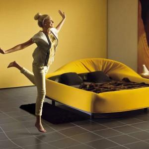 عکس - تختخواب Colletto ، اثر Nusa Jelenec