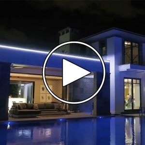 عکس - ویلا ی مدرن Palm Beach , اثر معماران دایلی جانسن , آمریکا , فلوریدا