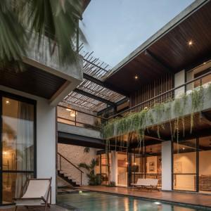 تصویر - ویلا Suncoast ، اثر تیم طراحی Biombo Architects ، اندونزی - معماری