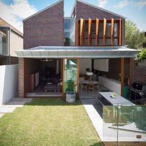 عکس - ساختمان مسکونی Green House ، اثر معماران Carter Williamson Architects ، استرالیا