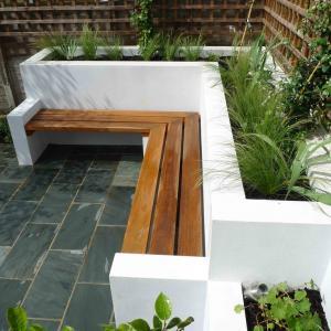 عکس - نمونه های متنوعی از نیمکتهای مناسب برای باغ یا باغچه