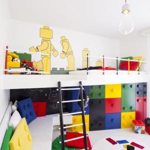 عکس - چگونه یک اتاق خواب رویایی برای کودک مان بسازیم؟