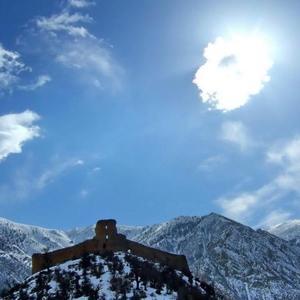 تصویر - قلعه کنگلو خطیرکوه - معماری
