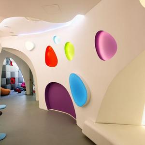 عکس - مهد کودک Pampa Green،اثر VOX Architects ،روسیه