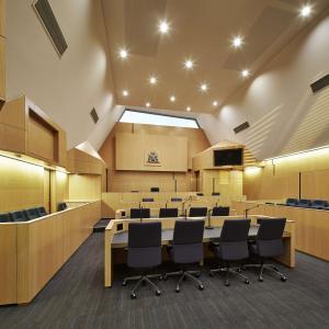 تصویر - دادگاه Kununurra در استرالیا اثر معماران TAG - معماری