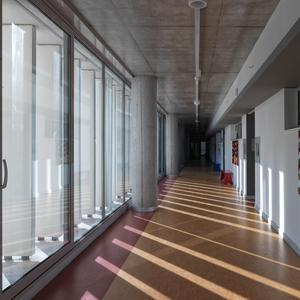 تصویر - پردیس جدید TAC-SEV - معماری