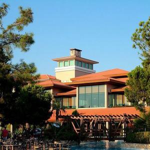 تصویر - هتل آی سی گرین پالاس، آنتالیا - معماری
