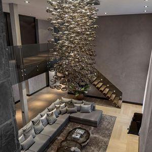 عکس - طراحی داخلی ویلای مسکونی