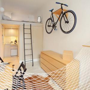 تصویر - آپارتمان کوچک باورنکردنی - معماری