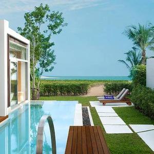 تصویر - هتل و تفریحگاه لوکس دابلیو - معماری