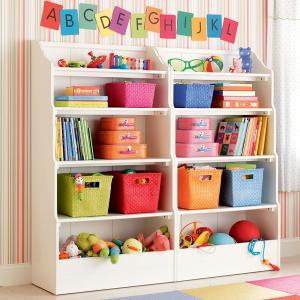 عکس - ایده های کاربردی برای سازماندهی اتاق کودک