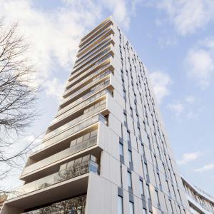 تصویر - برج Alvik - معماری