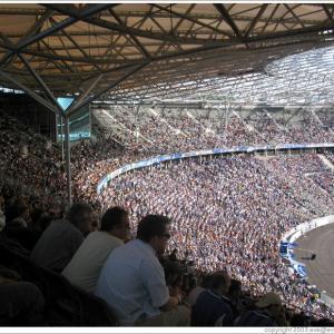 تصویر - ورزشگاه المپیااشتادیون برلین، محل برگزاری فینال لیگ قهرمانان اروپا - معماری