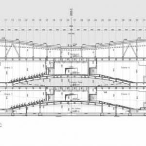تصویر - پردیس سینمایی پارک ملت - معماری