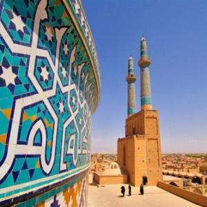 عکس - معماری و معنویت اسلامی