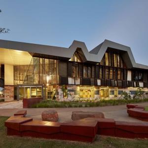 عکس - دادگاه Kununurra در استرالیا اثر معماران TAG