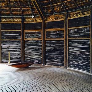 تصویر - روستای توریستی Kipará Dé Embera اثر تیم طراحی Juan Pablo Dorado و Oficina Suramericana de ، کلمبیا - معماری