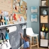 عکس - ایده هایی برای ایجاد تغییرات دریکی از دیوارهای خانه