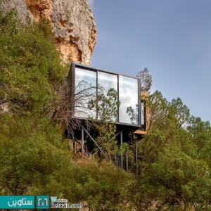 تصویر - هتل Vivood Landscape در دامنه دره Guadalest اثر Daniel Mayo ، اسپانیا - معماری