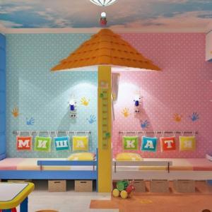 عکس - ایده هایی جهت اتاق خواب مشترک کودکان