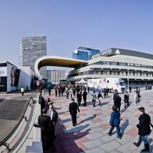 تصویر - استریا سنتر austria center ، محل قرائت توافق نامه هسته ای - معماری