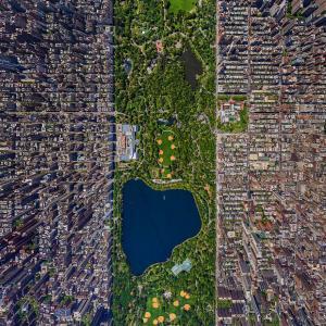 عکس - عکسهای بی نظیر و با دید پرنده عکاسان روسی