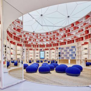 تصویر - فروشگاه کفش Vitra & Camper - معماری