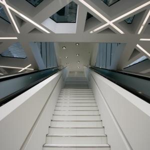 تصویر - موزه پورشه - معماری