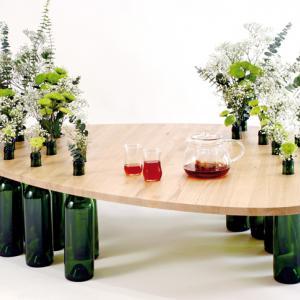 عکس - ترفندهای استفاده از بطری های شیشه ای
