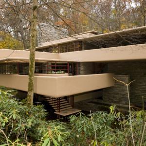 عکس - رویکردهای طبیعتگرایانه در معماری معاصر