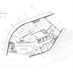 تصویر - مرکز ملی حقوق بشر و مدنی اثر تیم معماری Freelon و HOK - معماری