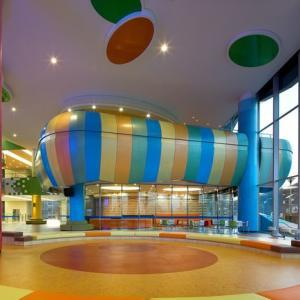 تصویر - موزه علوم کودکان اینچئون (کره جنوبی) - معماری