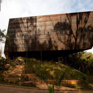 تصویر - موزه Inhotim برزیل - معماری