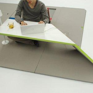 تصویر - مبلمانی که درفضا صرفه جویی می کند. - معماری