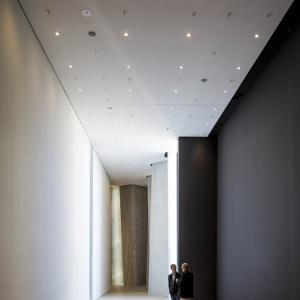 تصویر - مرکز فرهنگی Len Lye اثر گروه طراحی Patterson در نیوزلند - معماری