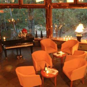 تصویر - هتل شگفت انگیز Montana Magica در شیلی - معماری