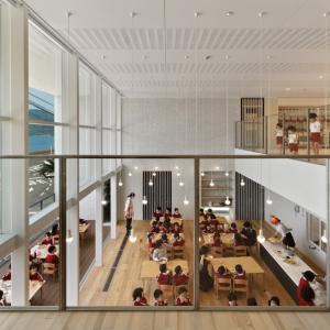 تصویر - مهدکودک و مرکز نگهداری کودکان OB،ژاپن - معماری