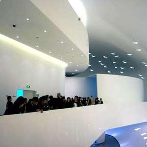 تصویر - موزه خارق العاده OCT اثر STUDIO PEI-ZHU - معماری
