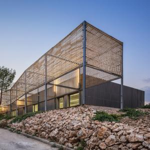 عکس - طرح گسترش مدرسه معماری مارسی اثر تیم معماری PAN در فرانسه