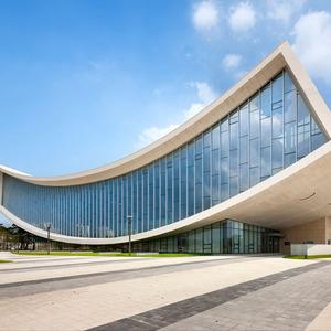 عکس - کتابخانه ملی Sejong