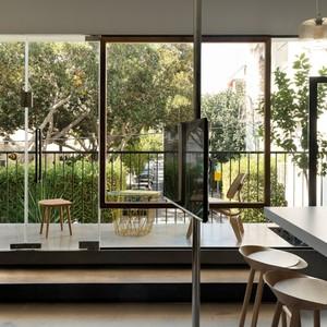 عکس - بازسازی هوشمندانه یک آپارتمان